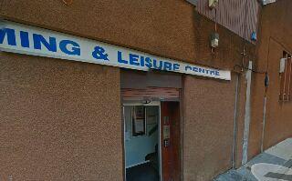 Lochee Swim Centre Sauna <BR>